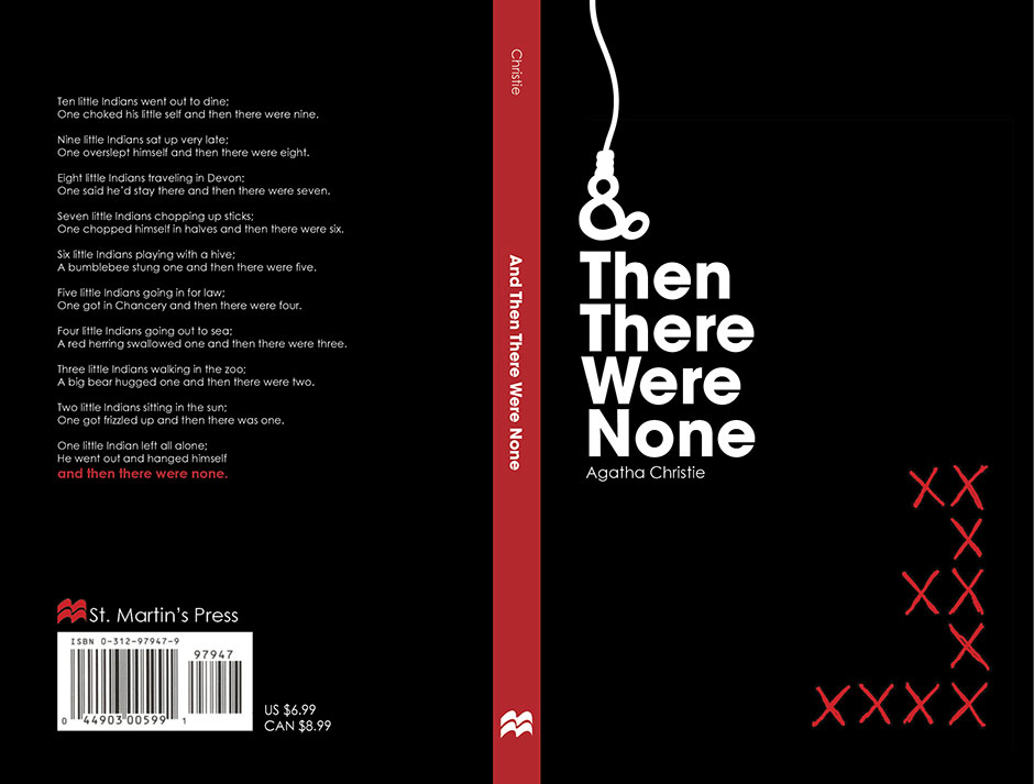 and then there were none plot